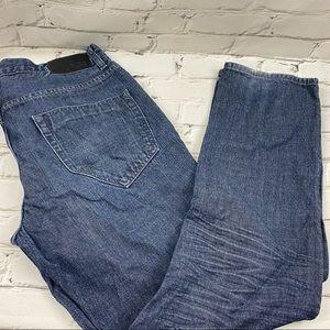 Mondo Dimarco darker wash men's jeans